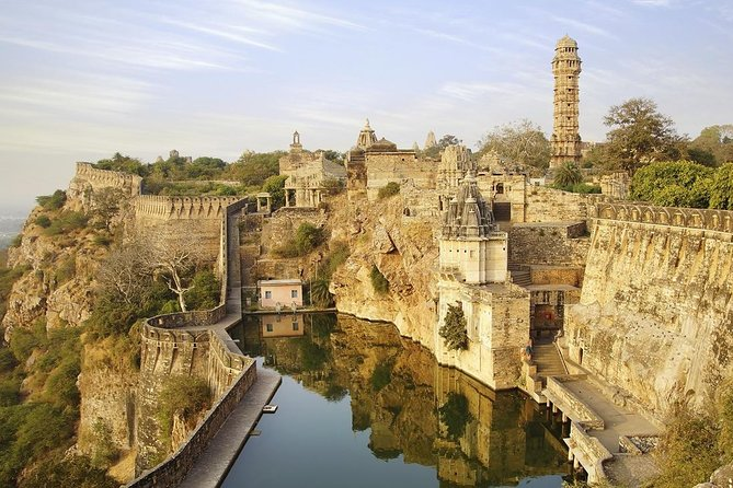 Private Tour Chittorgarh with Optional Udaipur Pickup and Drop