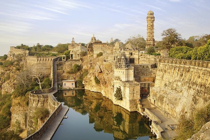 Skip the Line Chittorgarh Fort E-Tickets with guide