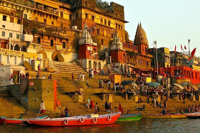 Experience Varanasi in a 3 Days City Sightseeing Private Trip With Tour Guide