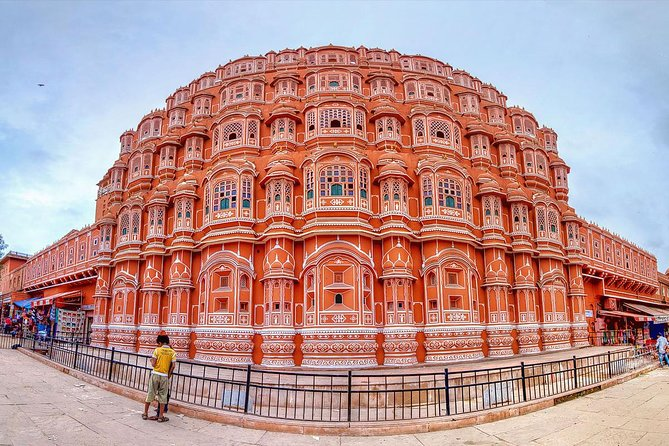 Hawa Mahal Skip the Line E-Tickets with Guide