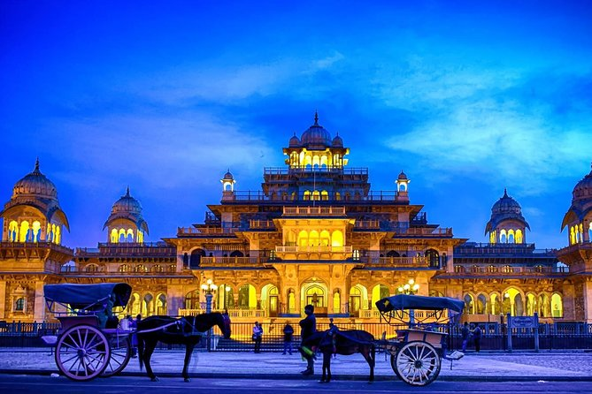 Skip the Line: Albert Hall Museum Ticket with Optional Jaipur Sightseeing Trip photo 1