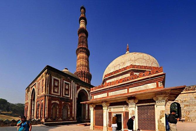 Qutub Minar Skip-the-Line E-tickets & guide