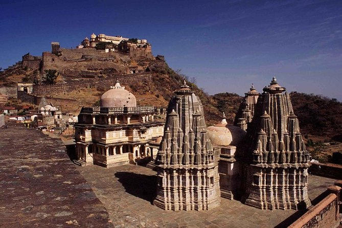Skip the Line Kumbhalgarh Fort E-Tickets with guide