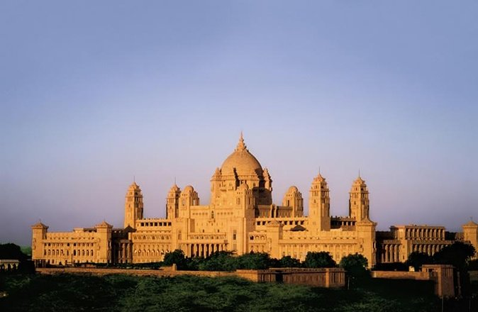 Experience Jodhpur Full day Sightseeing with Transports & Tour Guide