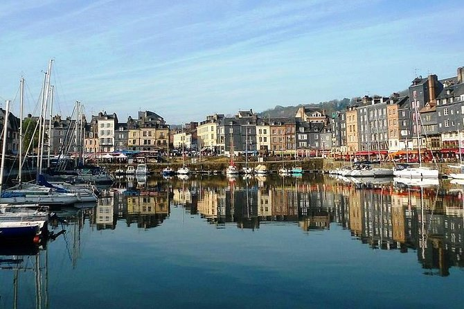 Full Day Private Tour of Historical Normandy American Sites from Honfleur harbor