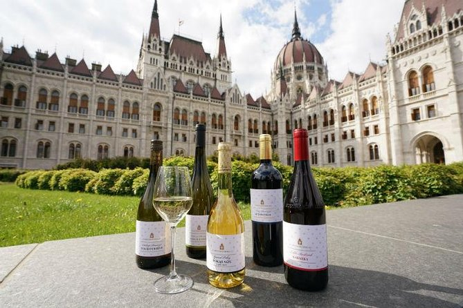 Private Budapest sightseeing tour including Etyek Wine tour with lunch