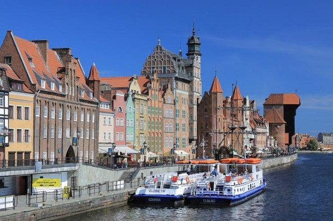 Gdansk and Malbork Small Group Tour from Warsaw with Lunch