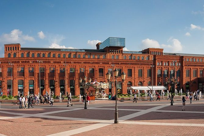 Lodz Private Tour from Warsaw with Lunch