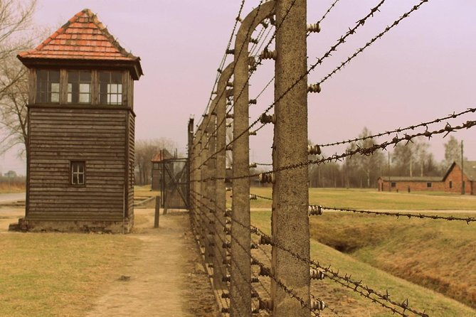 Small Group Auschwitz Tour from Lodz with Lunch