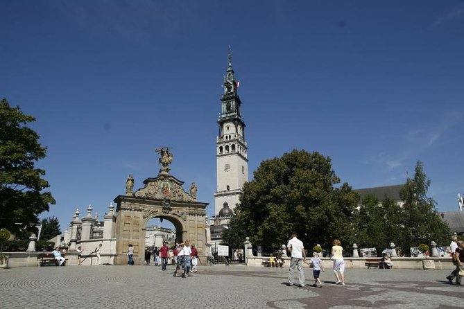 Jasna Gora & Black Madonna Private Tour from Lodz with Lunch