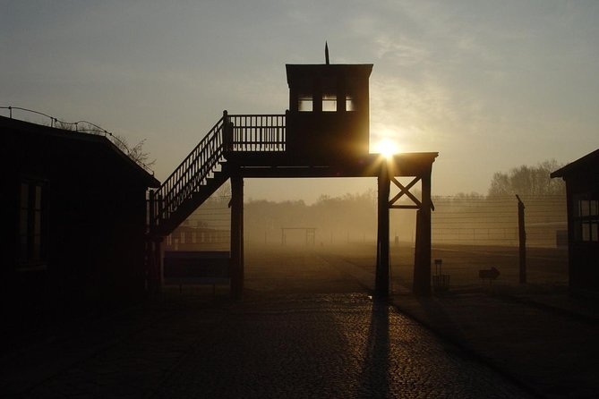 Stutthof Nazi Concentration Camp Full Day Tour from Warsaw with Lunch Included photo 1