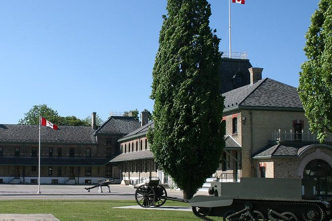 Wolseley Barracks, partial view