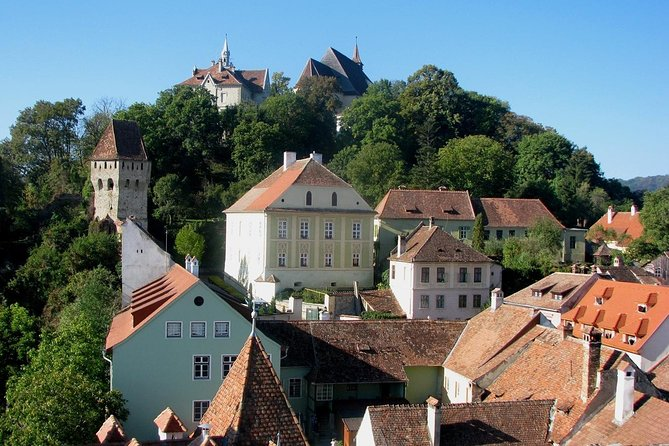 Private Transfer : Sighisoara to Airports