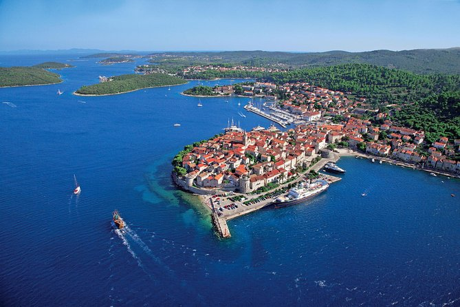 Private Full-day Tour of Korcula from Dubrovnik