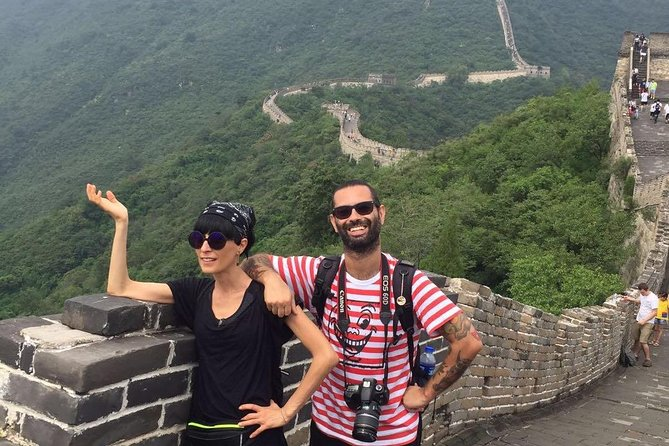 Private Layover Tour to Forbidden City and Mutianyu Great Wall