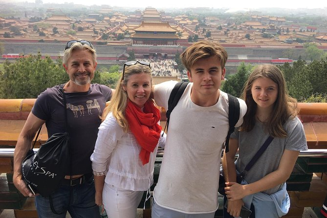4 Hour Private Forbidden City Tour with Skip The Line