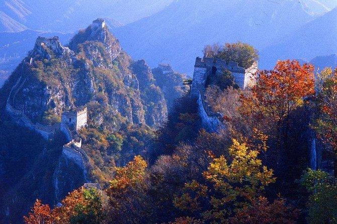 Jiankou to Mutianyu Great Wall Private Hiking Tour