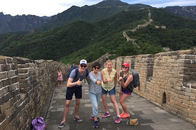 Layover Private Tour to Mutianyu Great Wall from Capital Airport ( PEK)