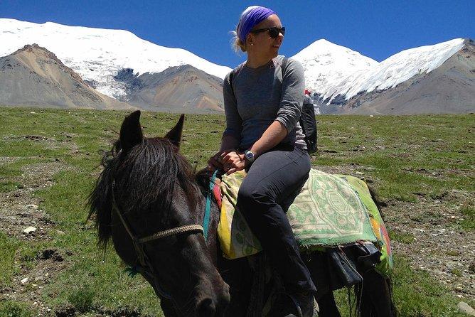 8-Night Tibet Hiking and Horseback Riding Tour