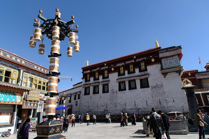 Overnight Trip to Lhasa