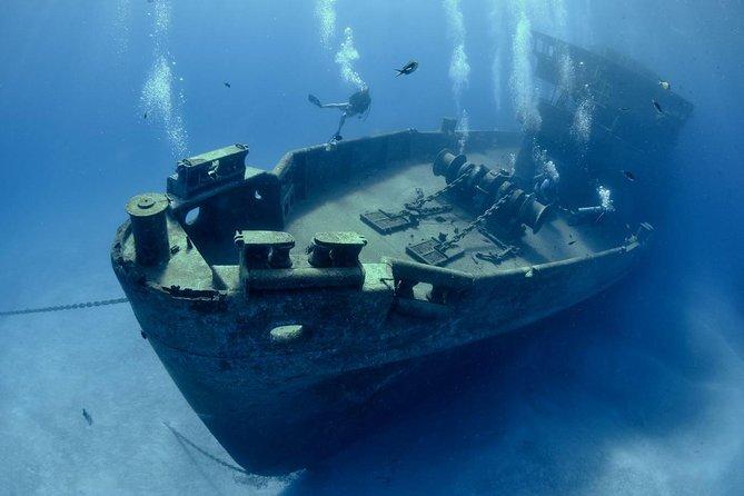 Grand Cayman Kittiwake and Reef Sail