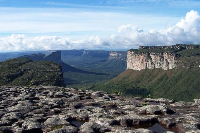 Cave and Pai Inácio Hill by Discover Chapada