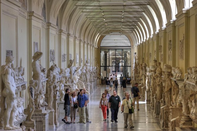 Vatican Small Group Tour