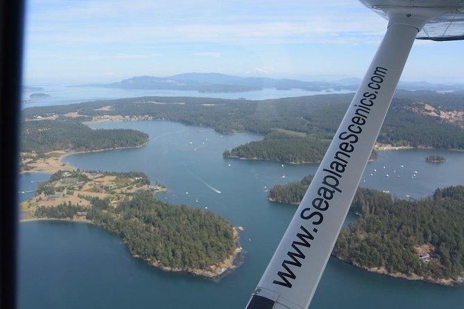 San Juan Islands Seaplane Tour from Lake Washington
