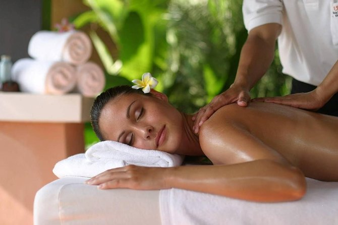 3.5 Hour Ash Me Tender Volcanic Spa and Massage from Port Vila