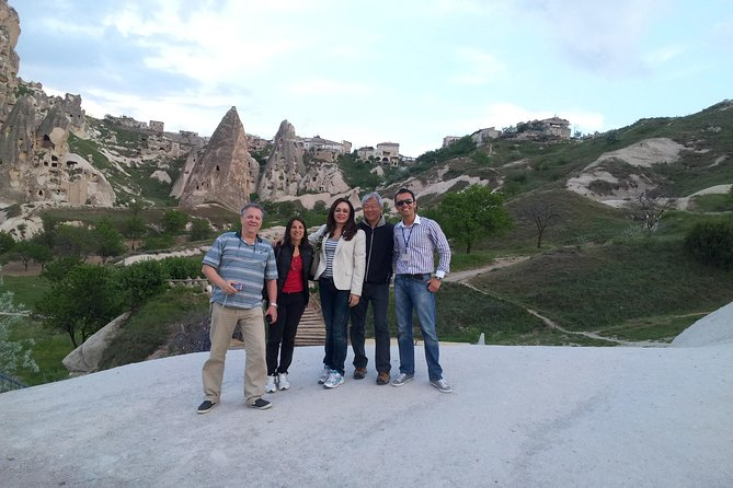 Private Tour: Highlights of Cappadocia with Uchisar Castle