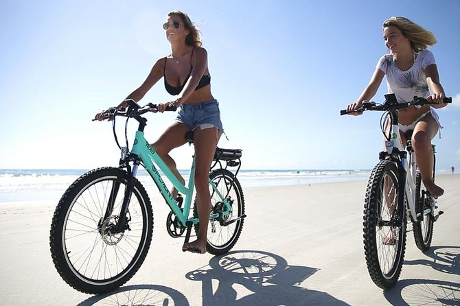 Electric Bike Rental Daytona Beach