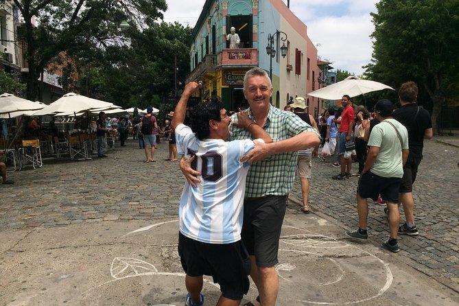 Shore Excursion: Shared Buenos Aires City Tour