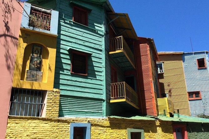 Shore Excursion: Private Buenos Aires City Tour