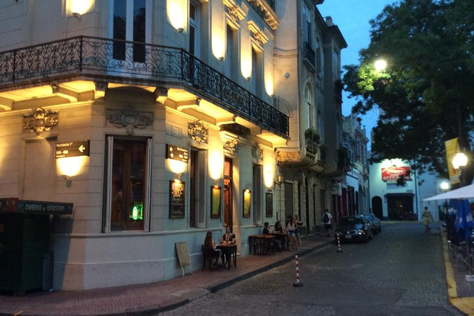 Buenos Aires by Night Private Tour with All-Inclusive Dinner
