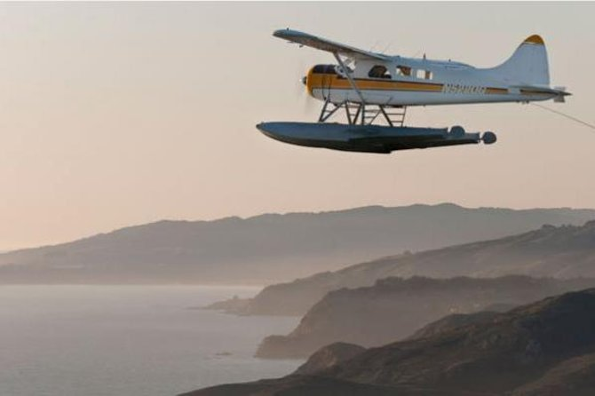 San Francisco City Sights Seaplane Tour