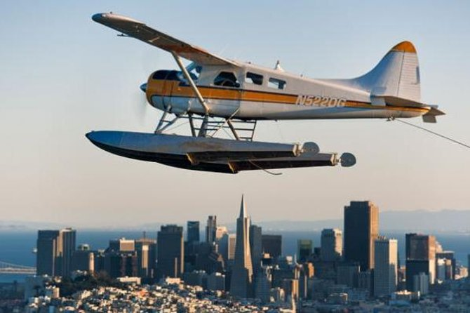 Greater Bay Area Seaplane Tour