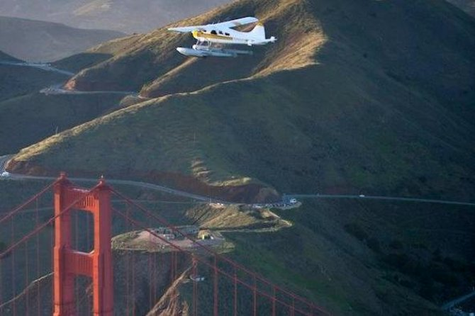 San Francisco Golden Gate Seaplane Tour