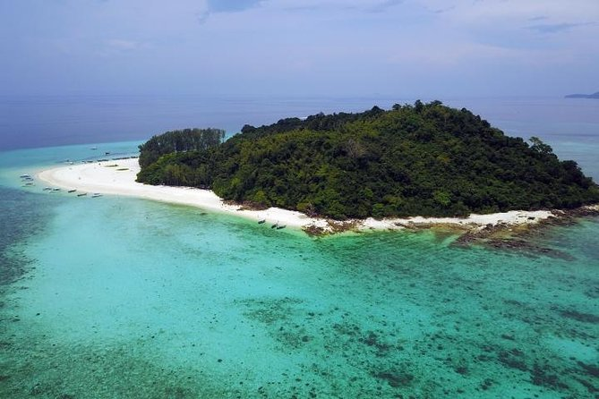 From Khao Lak: Phi Phi Islands Adventure Day Trip with Seaview Lunch