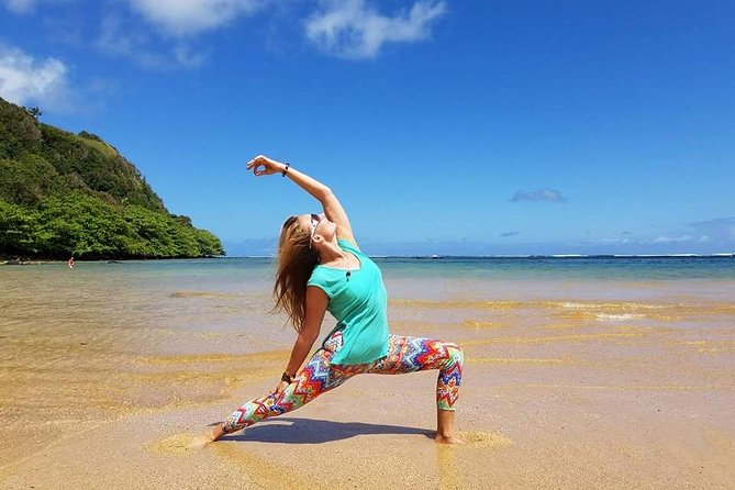 Kauai Yoga On The Beach 2020