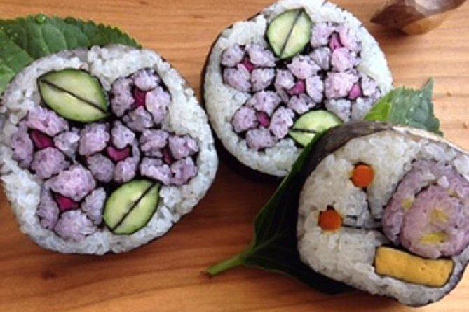 Kazarimaki Sushi Lessons