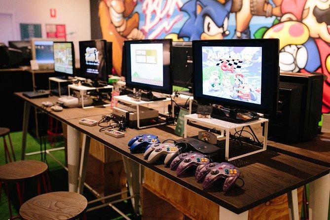 パースのゲーム機のミュージアム