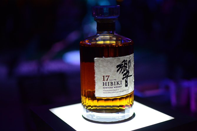 Japanese Whisky Tasting Experience at Local Bar in Tokyo