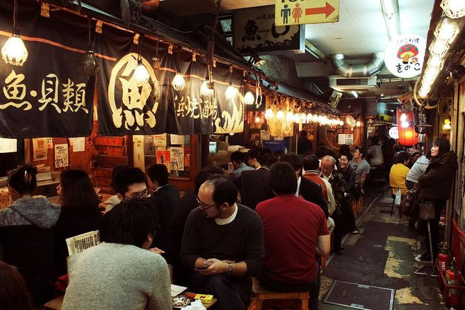 Ebisu Local Food Tour: Shibuya's Most Popular Neighborhood