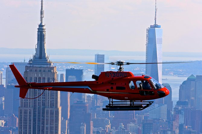 New York City Five Boroughs 20-Minute Helicopter Tour