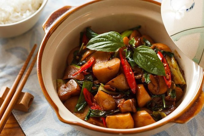 Chinese Food Cooking Course