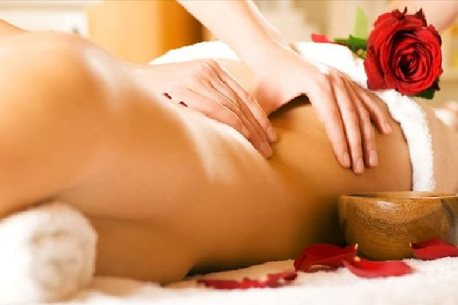 1-Hour Body Relaxation Treatment Experience in Taipei