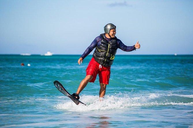 Hoverboard in Aruba