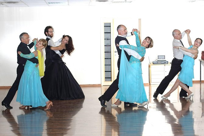 Romantic Private Dinner with Live Music and Ballroom Dance Lesson in Haifa
