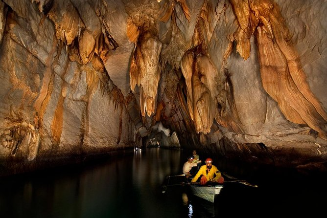 Private Underground River Day Tour With Lunch From El Nido