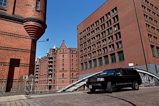 Private Small-Group Hamburg City Tour with a Luxury Vehicle